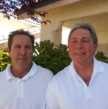 Brothers Mick Barilla and Jim Barilla